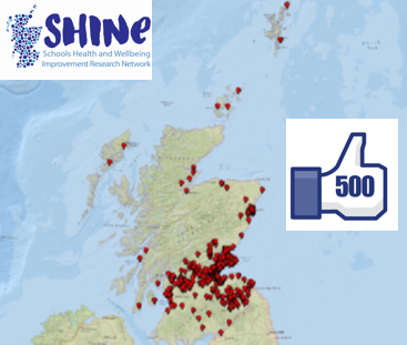 500th School to join SHINE!