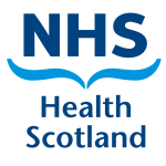 NHS Health Scotland logo